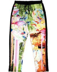 Clover Canyon Pantaloni Multicolore