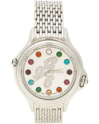 Fendi - Silver Steel Watches - Lyst