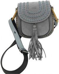 Chloé - Pre-owned Hudson Crossbody Bag - Lyst