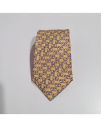 Hermès - Cravate - Lyst