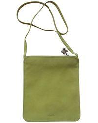 Lancel - Leather Clutch Bag - Lyst