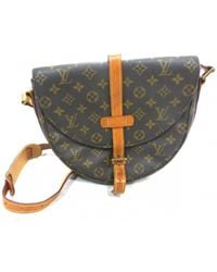 Lyst - Louis Vuitton Chantilly Pm Monogram Shoulder Bag M51234 in Brown e83b1ea98a096
