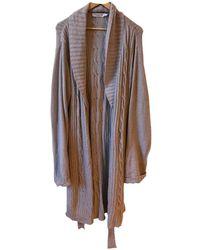 Dior - Wool Cardi Coat - Lyst
