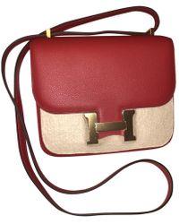 Hermès - Constance Leather Crossbody Bag - Lyst