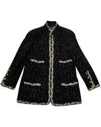 Chanel Vest Noir