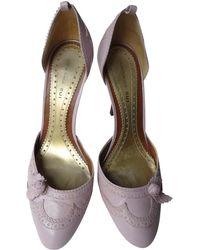 Barbara Bui - Leather Heels - Lyst