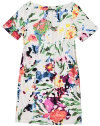 Thakoon - Multicolour Cotton Dress - Lyst