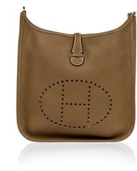 Hermès - Evelyne Other Leather Handbag - Lyst