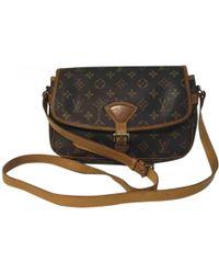 Louis Vuitton - Sologne Cloth Travel Bag - Lyst