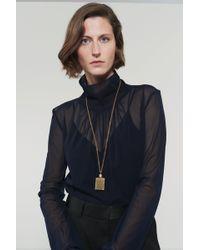 Victoria Beckham - Bottle Necklace - Lyst