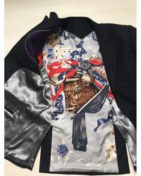 Christian Lacroix Costume complet laine mélangée noir