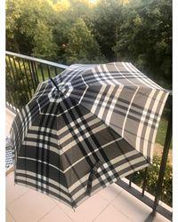 Burberry Chapeau polyester autre - Multicolore