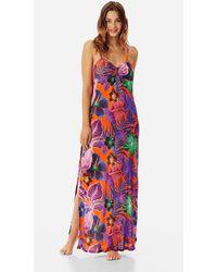 Vilebrequin - Women Long Dress Porto Rico - Lyst