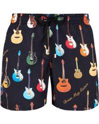 Vilebrequin - Men Swimwear Brian May Guitars - Lyst
