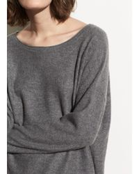 Vince - Open Neck Pullover - Lyst