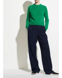Vince - Wide Leg Pull-on Pant - Lyst
