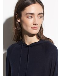 Vince - Boxy Hoodie - Lyst