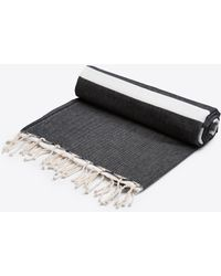 Vince - Scents & Feel / Turkish Towel Multiband Bicolor Canvas - Lyst