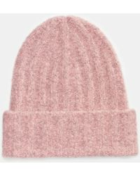 Vince - Ribbed Beanie - Lyst