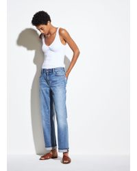Vince Exclusive / Relaxed Straight Leg Jean