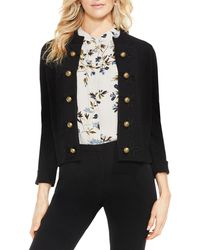 Vince Camuto - Military Jumper Jacket - Lyst