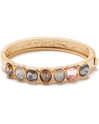 Vince Camuto - Stone Hinge Bracelet - Lyst