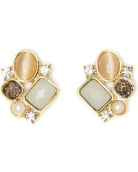 Vince Camuto - Cluster Stud Earrings - Lyst