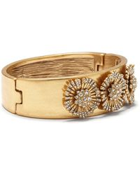 Vince Camuto - Triple-flower Cuff - Lyst