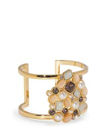 Vince Camuto - Mixed-gem Cuff - Lyst