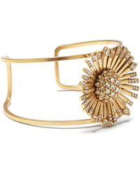 Vince Camuto - Flower Open Cuff - Lyst