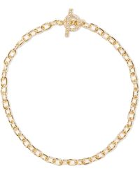 Vince Camuto - Link Toggle Necklace - Lyst