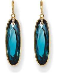 Vince Camuto - Statement Drop Earrings - Lyst