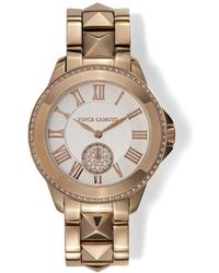 Vince Camuto - Pyramid-stud Link Watch - Lyst