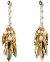 Vince Camuto - Tropical Drop Earrings - Lyst