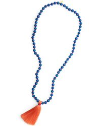 Vineyard Vines - Tassel Necklace - Lyst