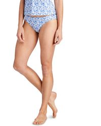 Vineyard Vines - Linear Whale Tail Classic Bottom - Lyst