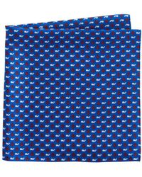 Vineyard Vines - Anchor & Whale Pocket Square - Lyst
