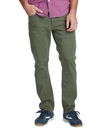 Vineyard Vines - Cavalry Twill 5-pocket Pants - Lyst
