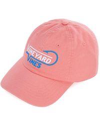 Vineyard Vines - Washed Classic Vineyard Hook Hat - Lyst