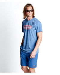 Vineyard Vines - Hatched Surf Logo Island T-shirt - Lyst