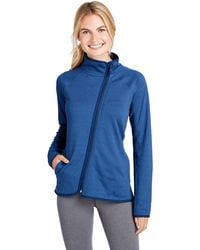 Vineyard Vines - Asymetrical Full-zip Fleece - Lyst