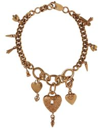 Chloé - Bracelet With Charms - Lyst