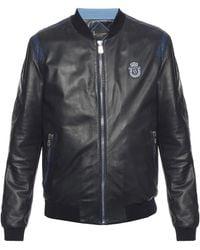 Billionaire - Biker Jacket - Lyst