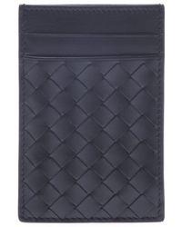 Bottega Veneta | Leather Card Holder | Lyst