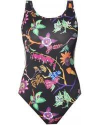 adidas Originals - One-piece Swimsuit - Lyst
