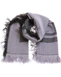 Ann Demeulemeester - Wool Scarf - Lyst