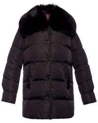 Moncler - 'mesange' Quilted Down Jacket - Lyst