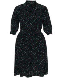 DIESEL - Patterned Dress - Lyst
