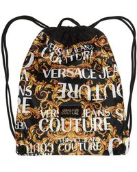 06e942528cf Men's Versace Jeans Backpacks - Lyst