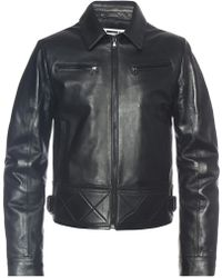 McQ - Jacket With Stitching - Lyst